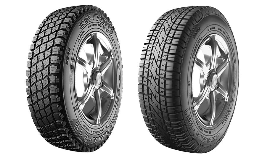 Всесезонки КАМА-221 и КАМА-219 официально признаны шинами повышенной проходимости