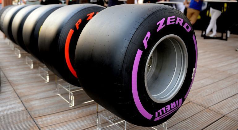 В линейке сликов Pirelli P Zero для Формулы-1 появится новый Mega Soft