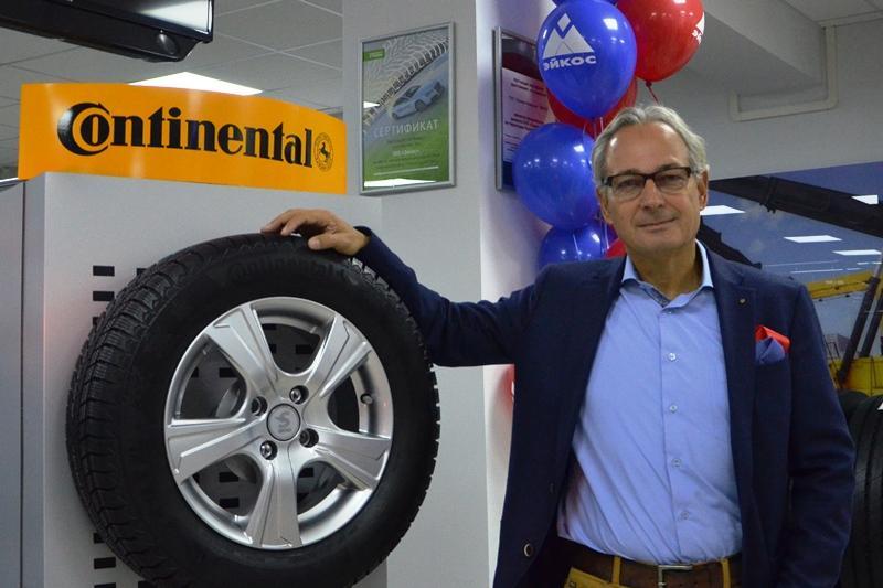 Ярон Видмайер: «Наши шины справятся с любыми испытаниями»