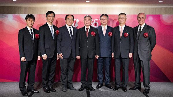 Bridgestone отметила 35-летие тайваньского подразделения