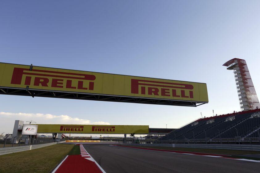 Команды F1 сделали выбор шин на гонку в Остине