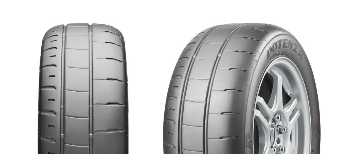 Bridgestone представила новую спортивную шину Potenza RE-07D