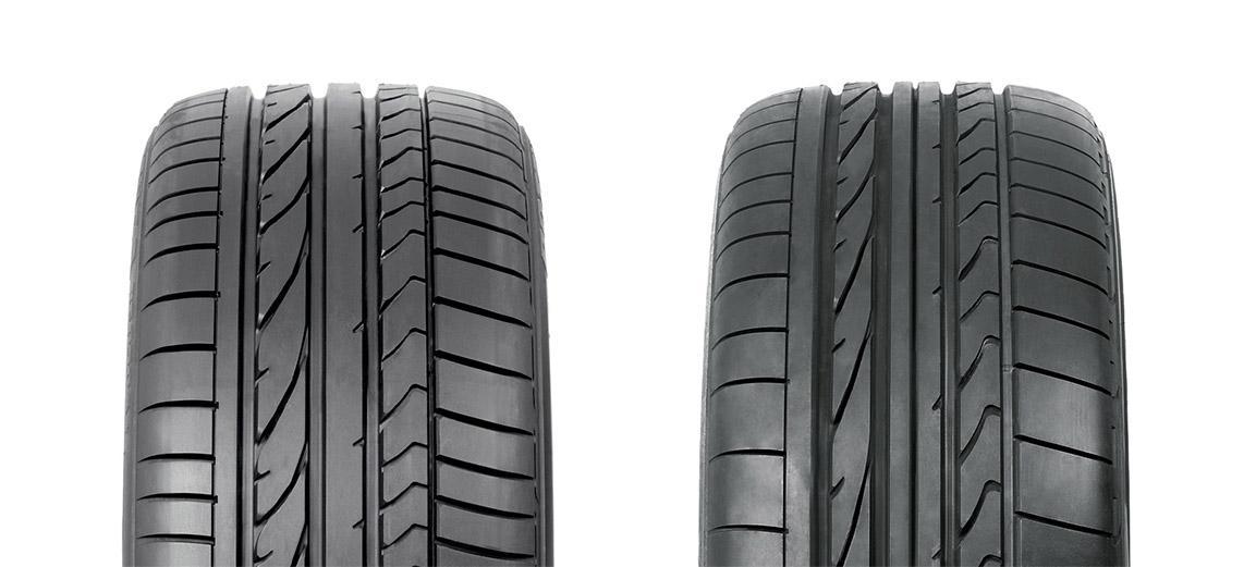 Новые кроссоверы Porsche Cayenne поедут на шинах Bridgestone Dueler H/P Sport