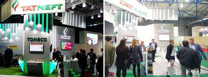 Шины брендов KAMA Tyres и Viatti представили на выставке в Астане