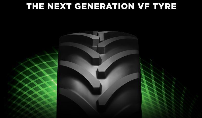 На выставку в Ганновер Apollo Vredestein привезет тракторные шины нового поколения