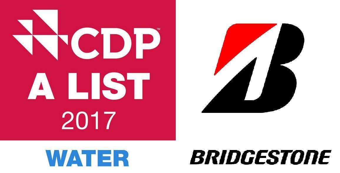 Bridgestone в списке лидеров по устойчивому управлению водными ресурсами
