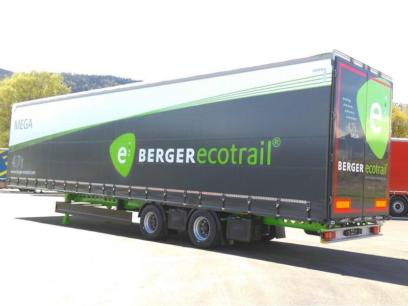 Berger обует свои мегатрейлеры в новые шины Goodyear с повышенной грузоподъемностью