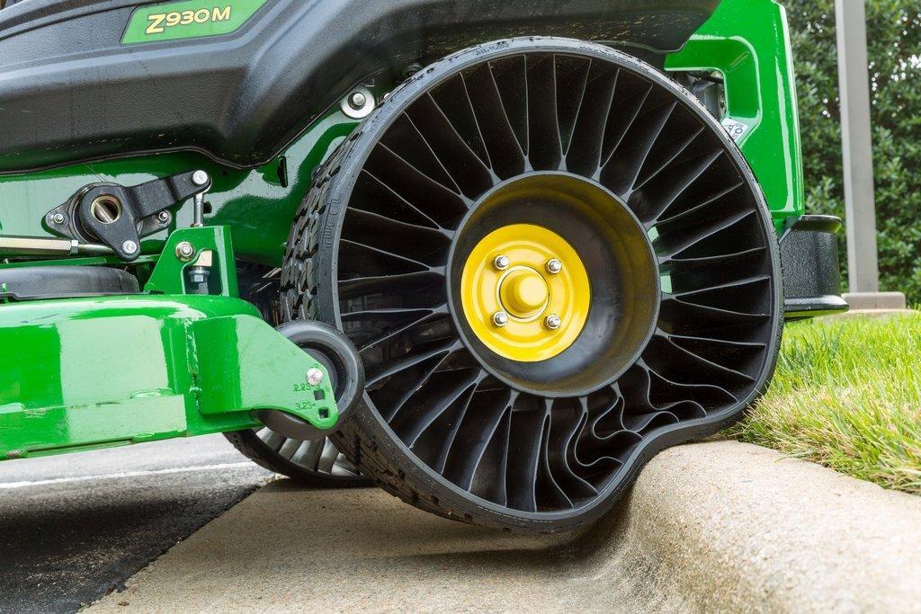 Michelin расширяет линейку непневматических шин X Tweel Airless Radial