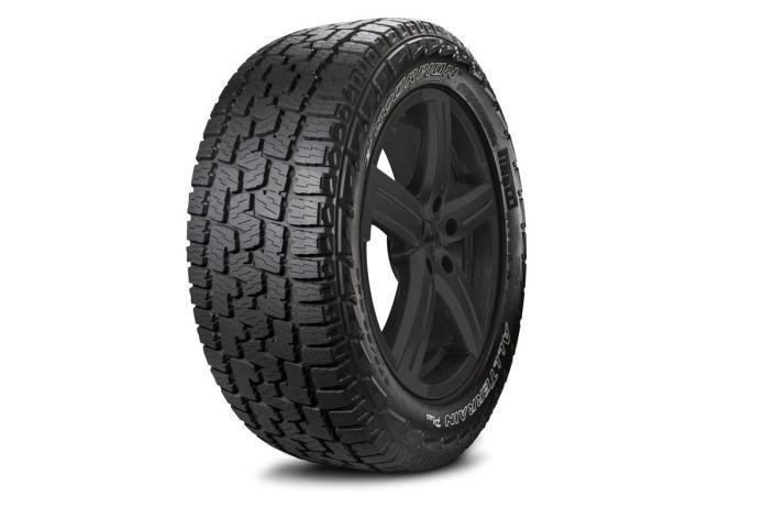 Пирелли разработала новую модель вседорожных шин для Северной Америки