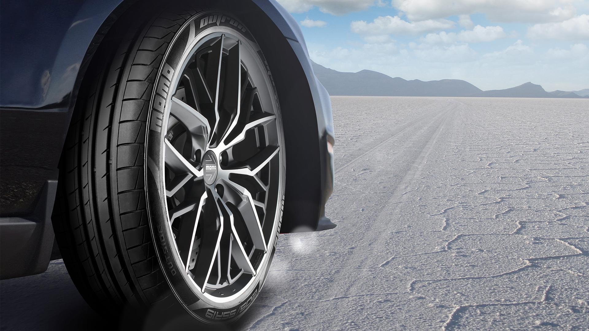 Бренд Momo Tires выходит на рынок Америки