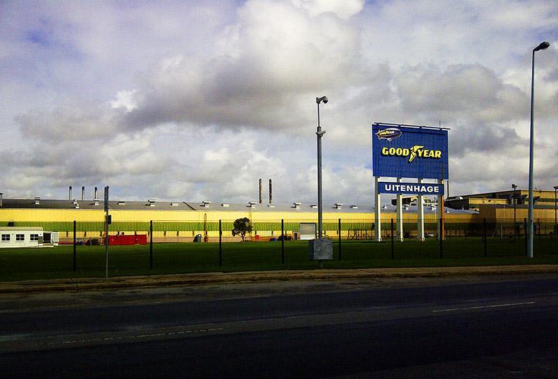 Goodyear South Africa запускает производство пассажирских шин на заводе в Эйтенхаге