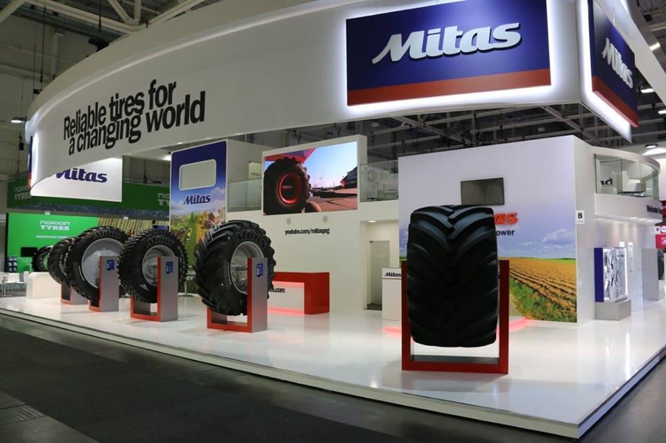 Mitas развивает линейку шин с технологией Very High Flexion