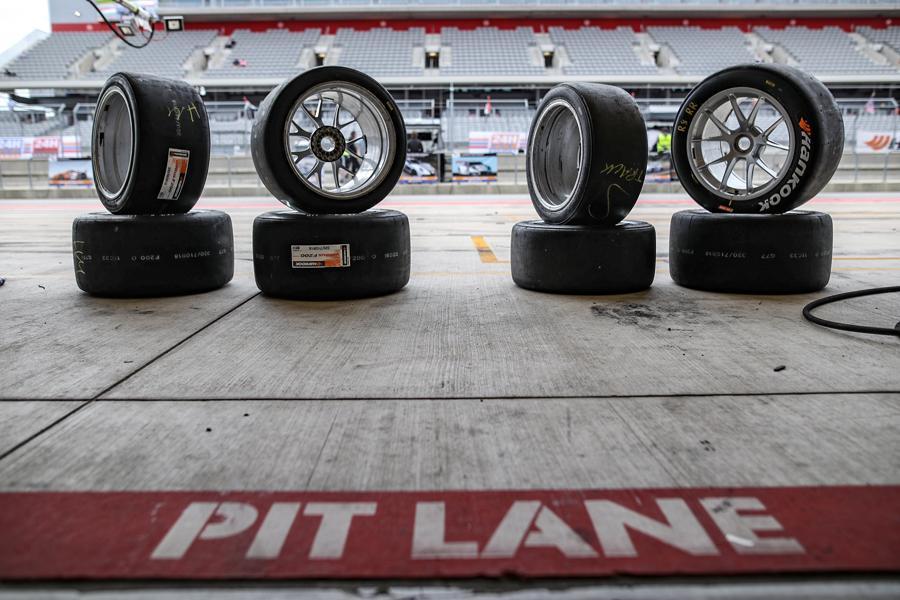 Слики Hankook Ventus обеспечили команде Herberth Motorsport победу на Трассе Америк