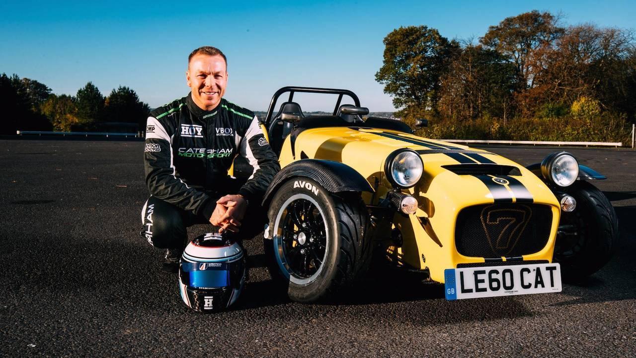 Шины Avon помогли Caterham установить новый мировой рекорд