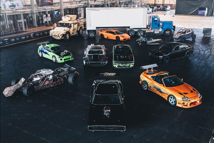 Nankang изготовила немаркие шины для шоу Fast & Furious Live