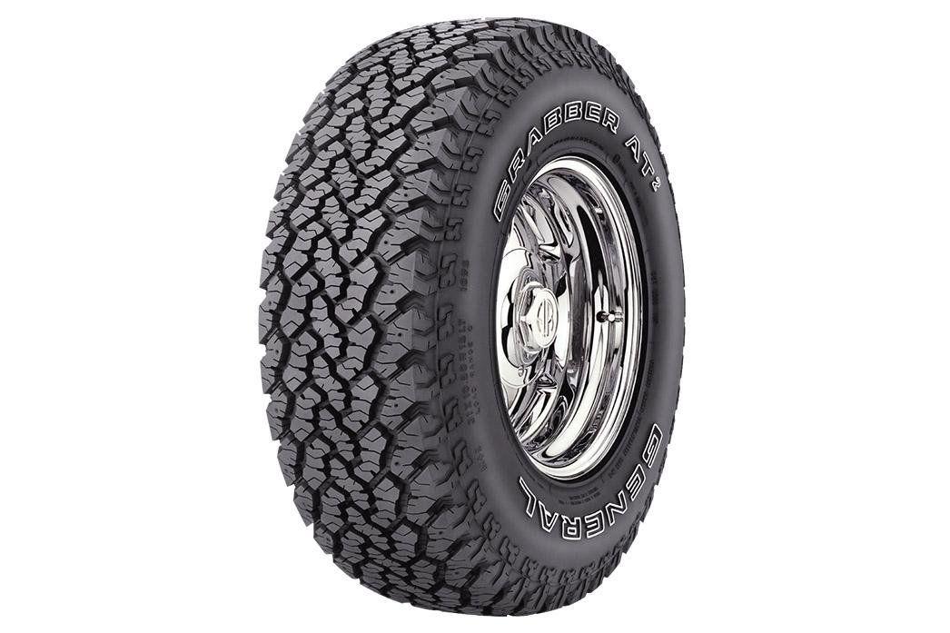 Mercedes-Benz выбрал для Geländewagen шины бренда General Tire