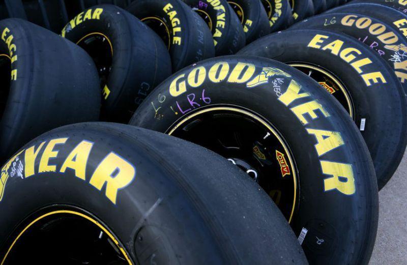Goodyear и NASCAR продлили соглашение о партнерстве