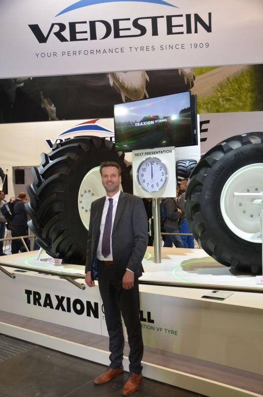 Vredestein порадовала аграриев новой премиум-шиной для тракторов