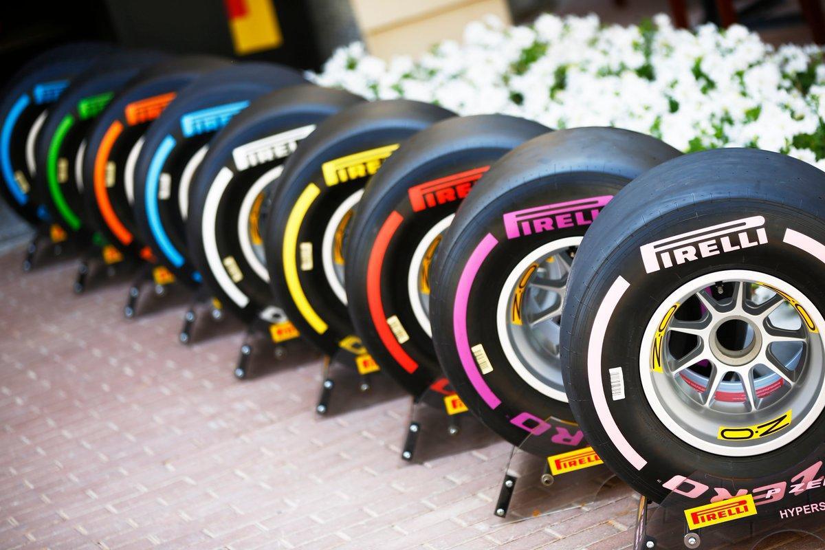 Pirelli Motorsport представила SuperHard и HyperSoft