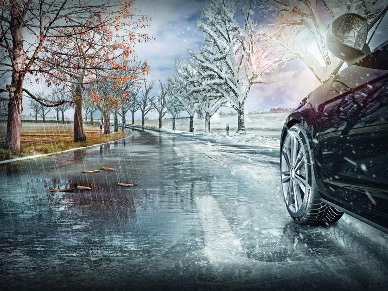 Continental о технических особенностях зимних шин для южных регионов