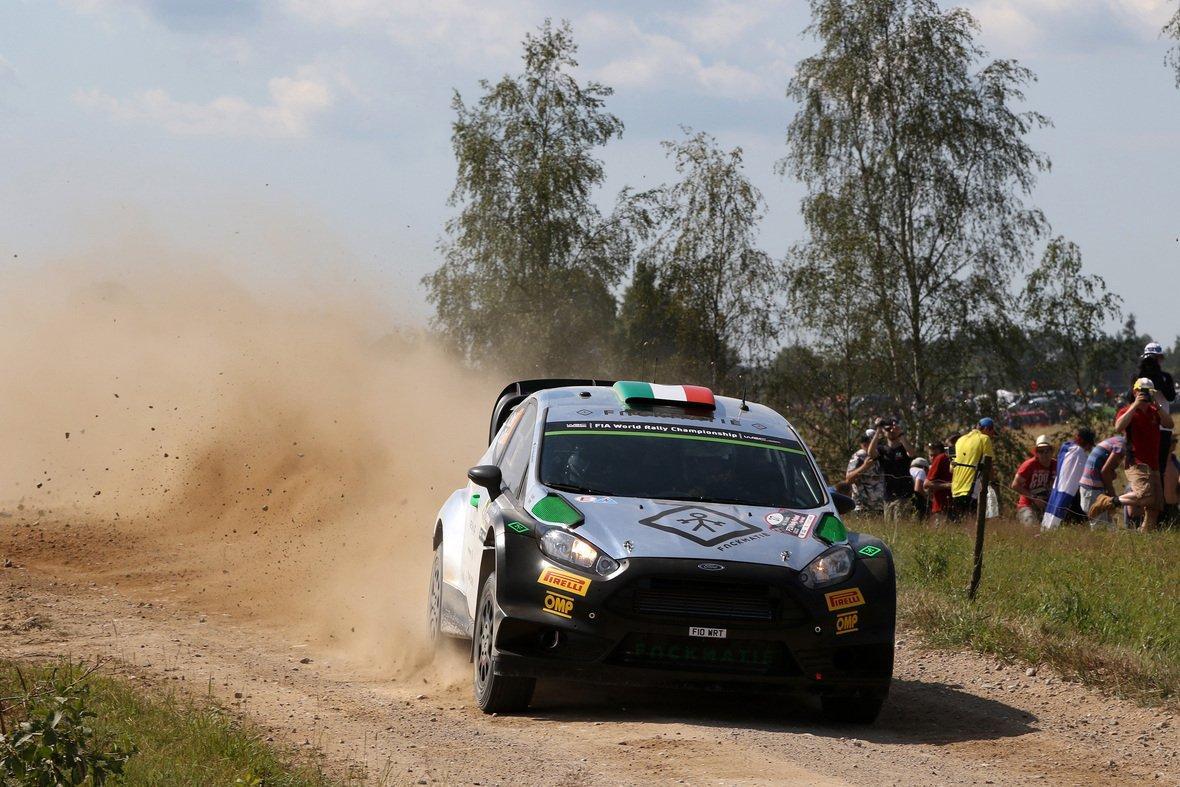 Пирелли вернется в WRC с новыми линейками раллийных покрышек