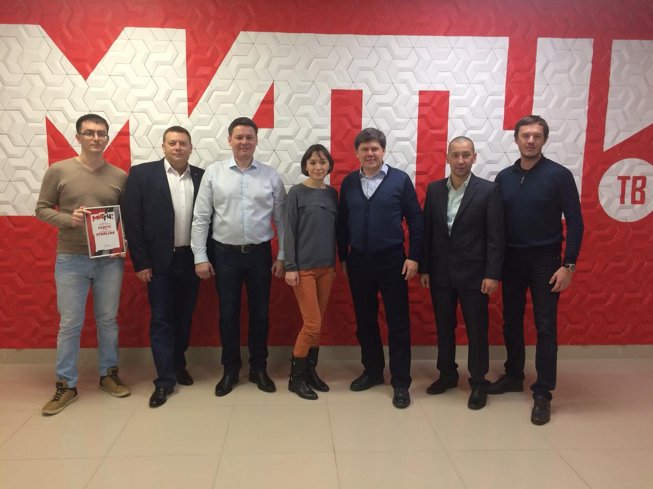 «Матч ТВ» наградил бренд Viatti за надёжное партнёрство