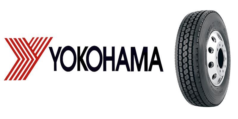 Yokohama Tire начала продажи новых дальнемагистральных шин TY577 MC2