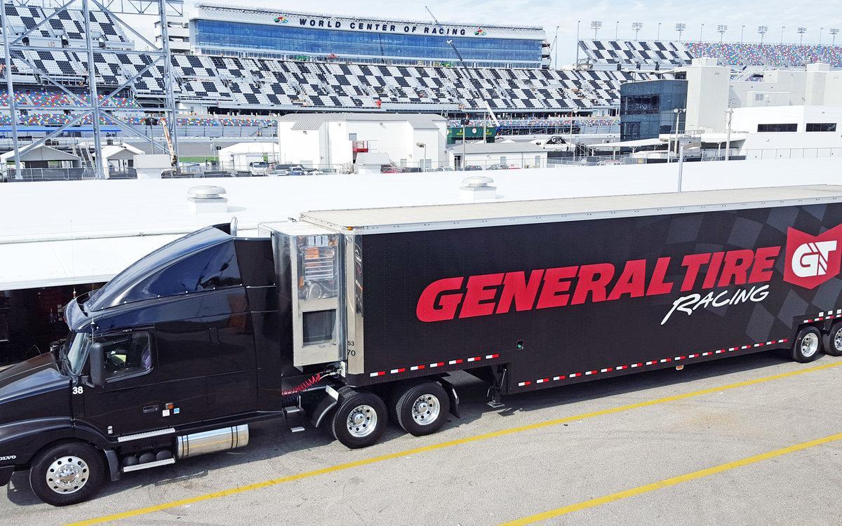 General Tire продлила партнерство с ARCA Racing Series