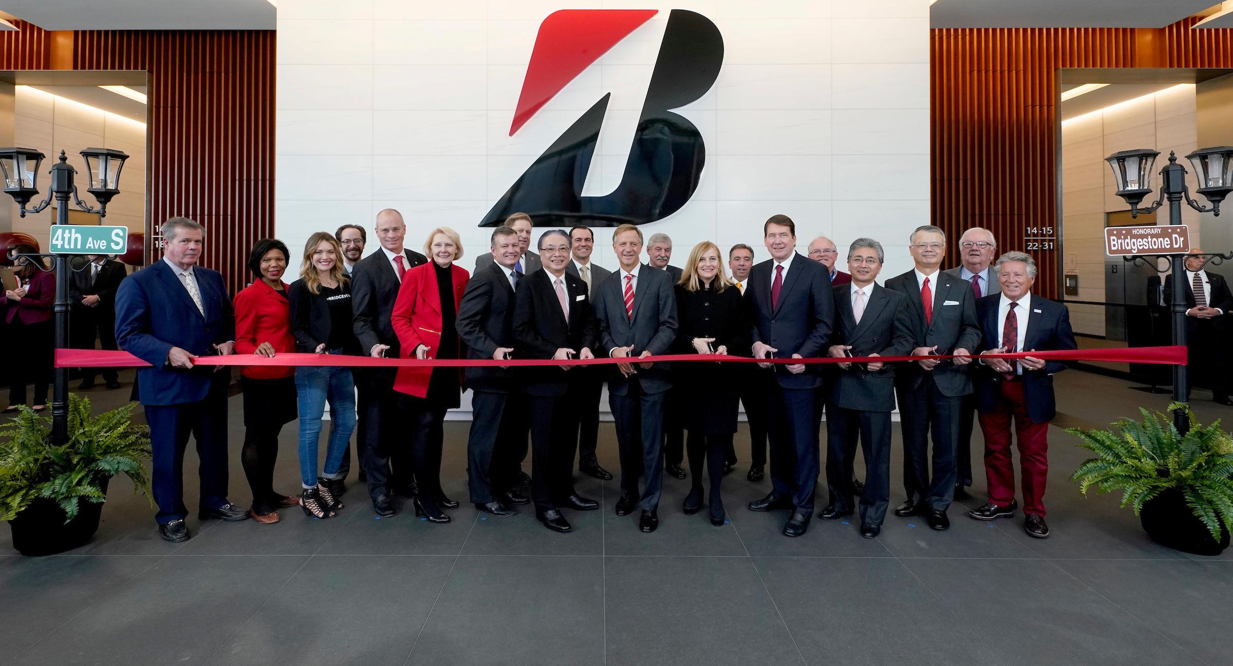 Bridgestone Americas открыла новую штаб-квартиру в центре Нэшвилла