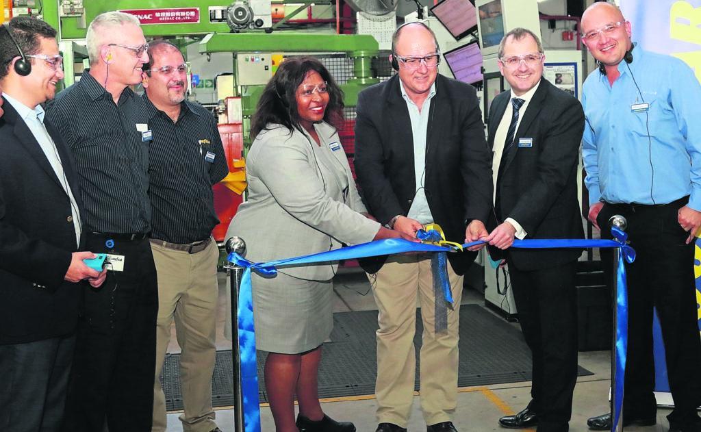В ЮАР официально открыли завод по производству пассажирских шин Goodyear