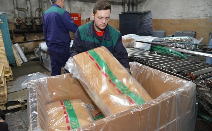 Шины из омского каучука производят в 40 странах мира