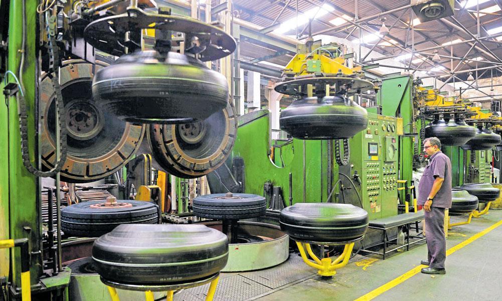 В 2018 году JK Tyre вложит около $80 млн в расширение производственных мощностей