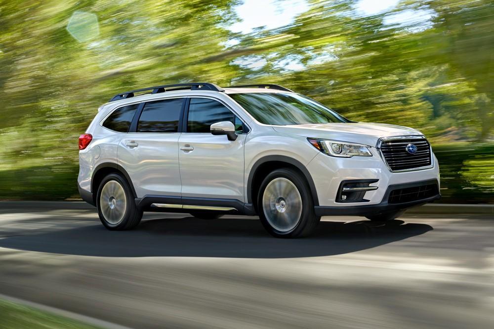 Всесезонки Falken вошли в список стандартного оборудования Subaru Ascent 2019