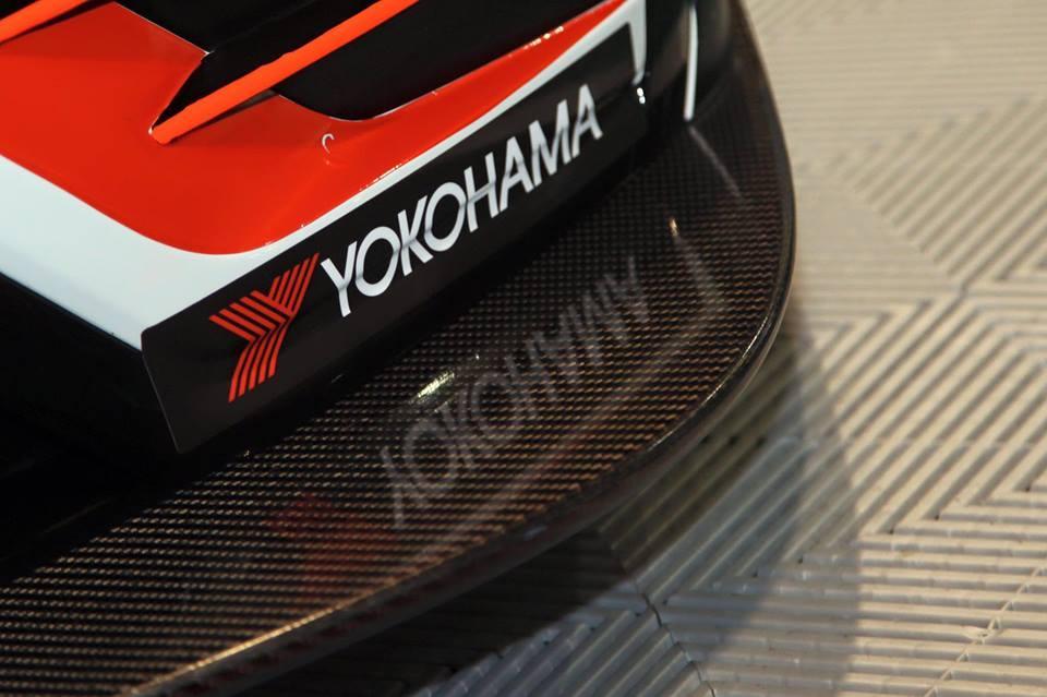 Дебютный сезон серии TCR UK Touring Car пилоты проведут на шинах Yokohama