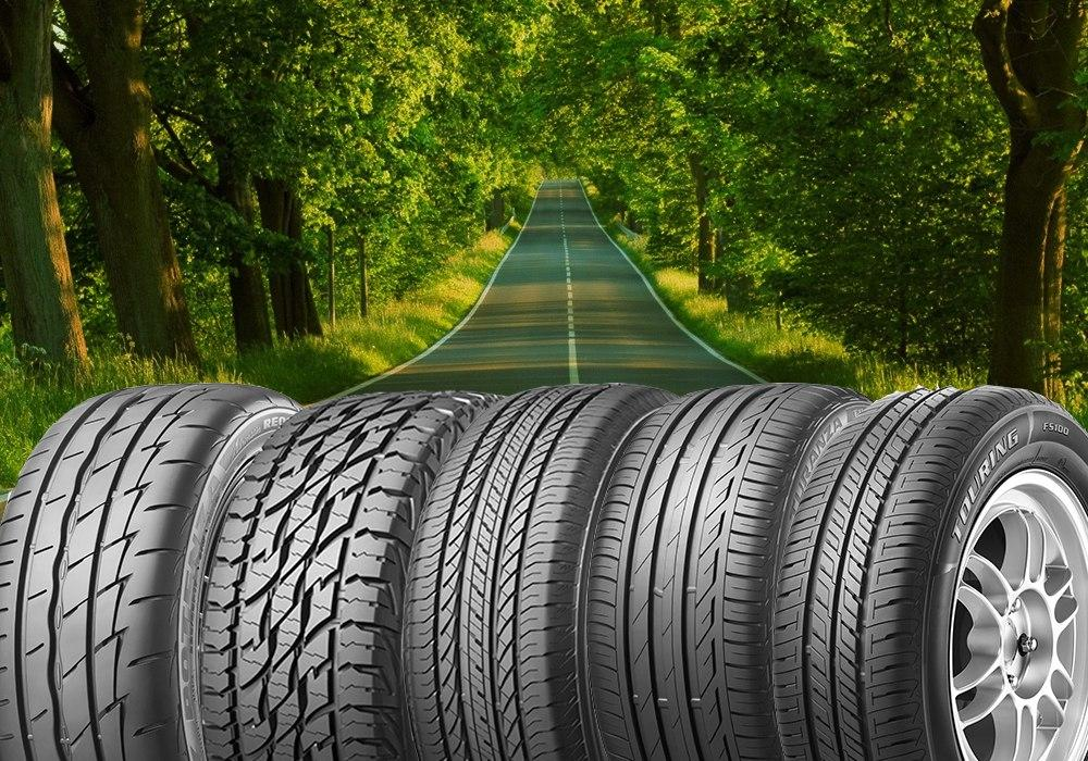 В 2018 году Bridgestone представит в России три новые модели летних шин