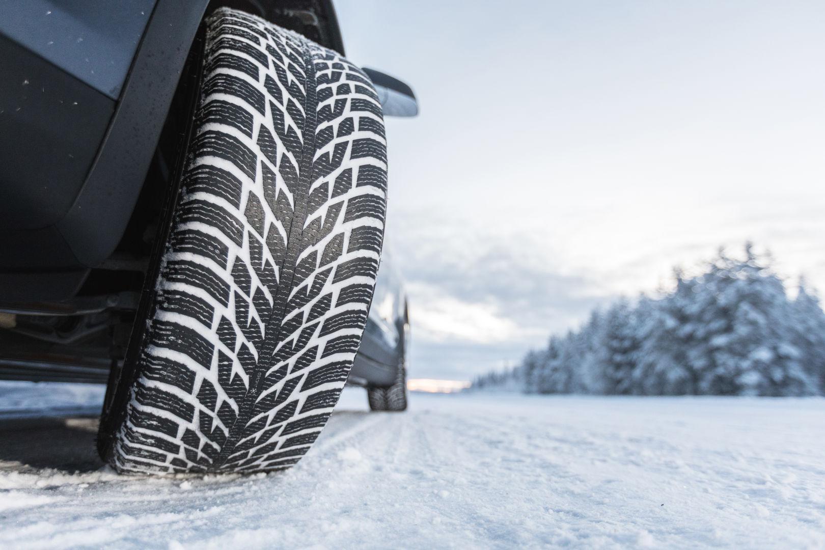 Nokian Tyres представила новую фрикционную шину Hakkapeliitta R3 SUV для суровых зим