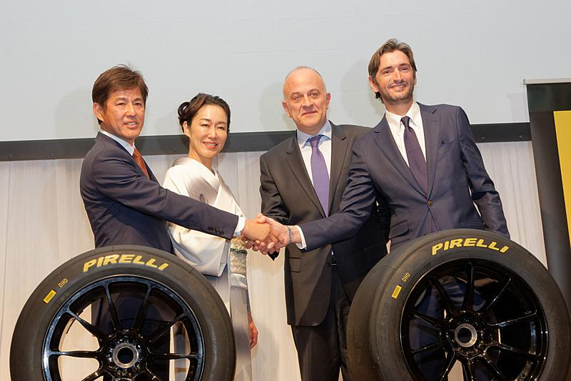 Японская серия Super Taikyu меняет шины Yokohama на Pirelli