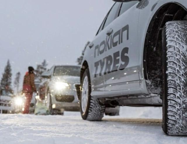 Nokian Tyres представила новые Hakkapeliitta R3 и R3 SUV российским дистрибьюторам
