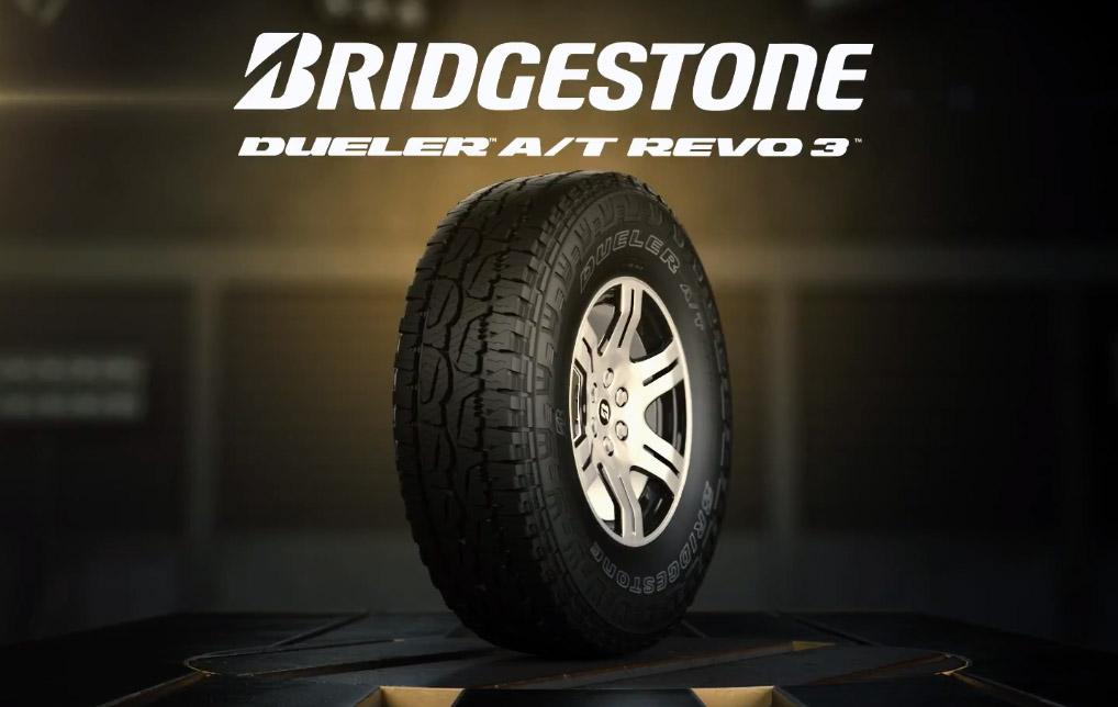 Bridgestone готовит премьеру новых вседорожных всесезонок Dueler A/T Revo 3