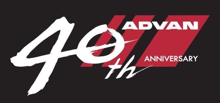 ADVAN встречает свое 40-летие с новым логотипом