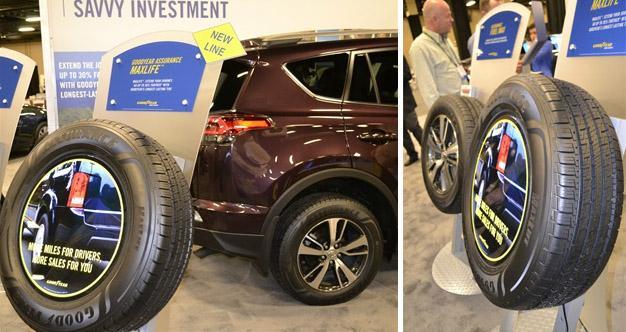 Goodyear Assurance MaxLife устанавливает новые стандарты долговечности для всесезонок