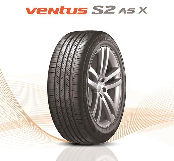 На рынок Южной Кореи выходит новая UHP-шина Hankook Ventus S2 AS X для внедорожников