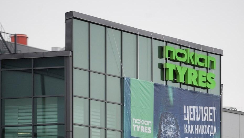 В 2017 году чистые продажи компании Nokian Tyres выросли на 13 процентов