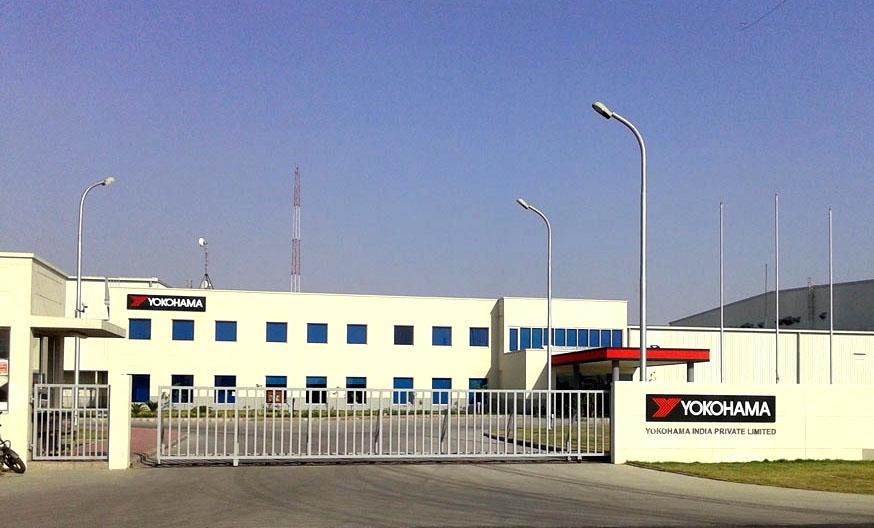 Yokohama увеличит производство шин в Индии в два с лишним раза