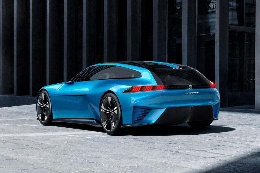 Новый Peugeot 508 покажут в Женеве