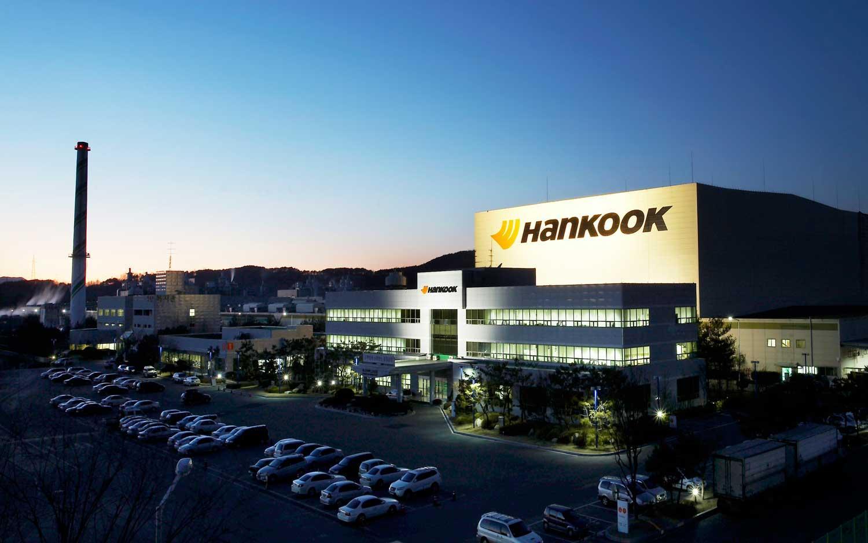 Hankook Tire продолжает наращивать объемы продаж
