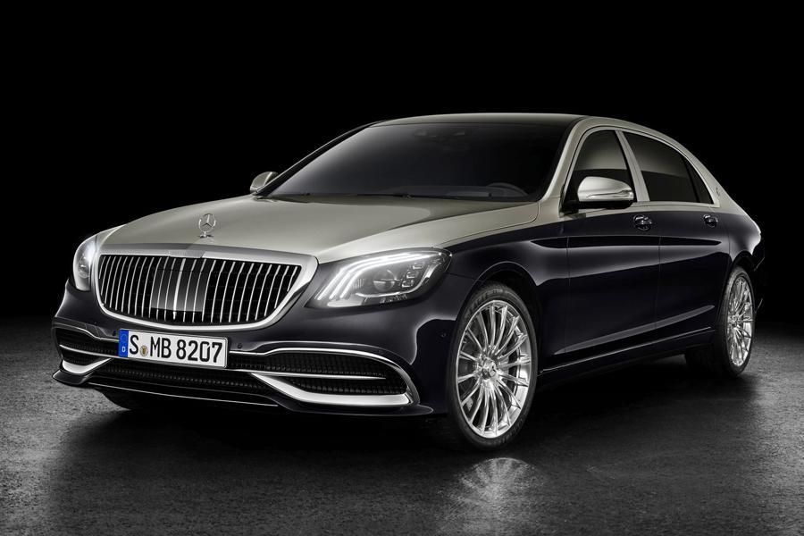 Mercedes-Maybach больше не похож на обычный S-Class