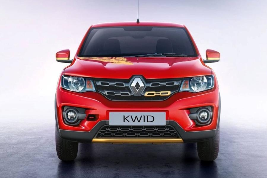 Renault Kwid стал «супергероем»