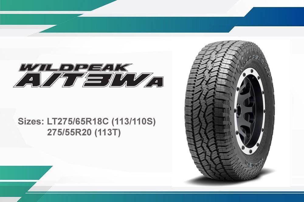 FCA US LLC омологировала для новых пикапов Ram 1500 шины Falken Wildpeak A/T3WA