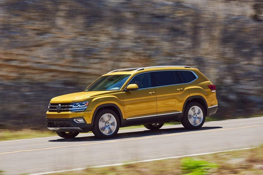 Volkswagen Teramont: известны спецификации для России